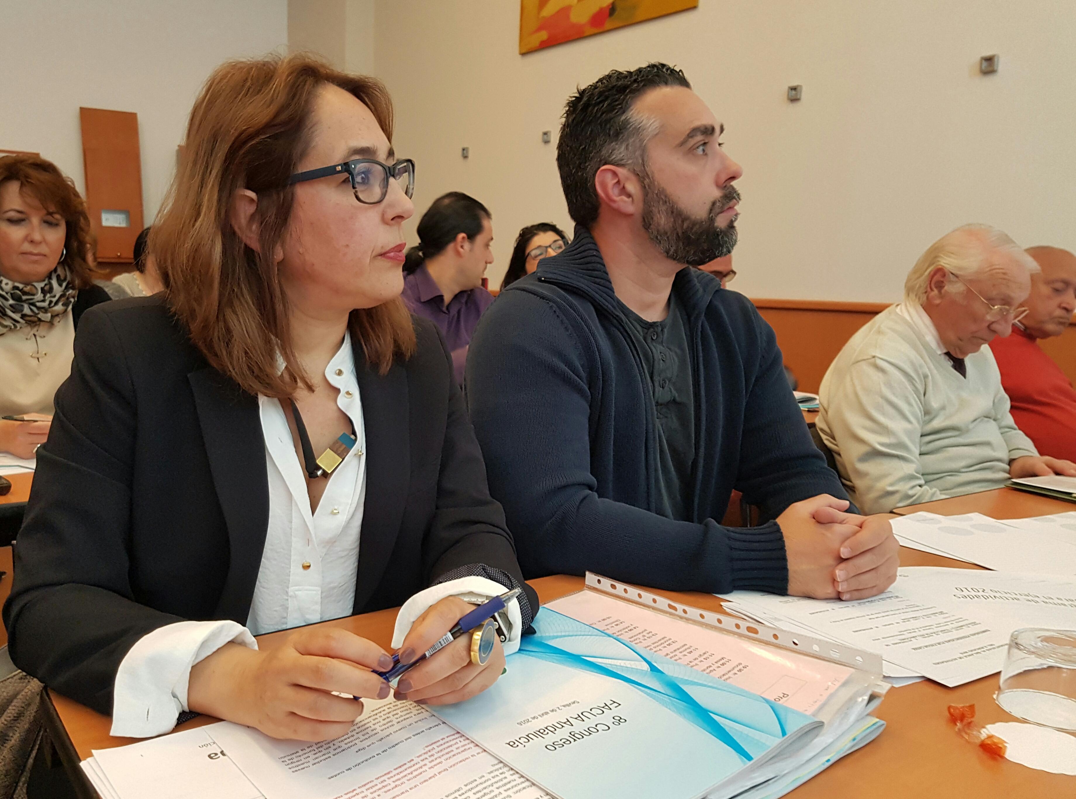 El 8º Congreso de FACUA Andalucía reelige presidenta a Olga Ruiz por unanimidad