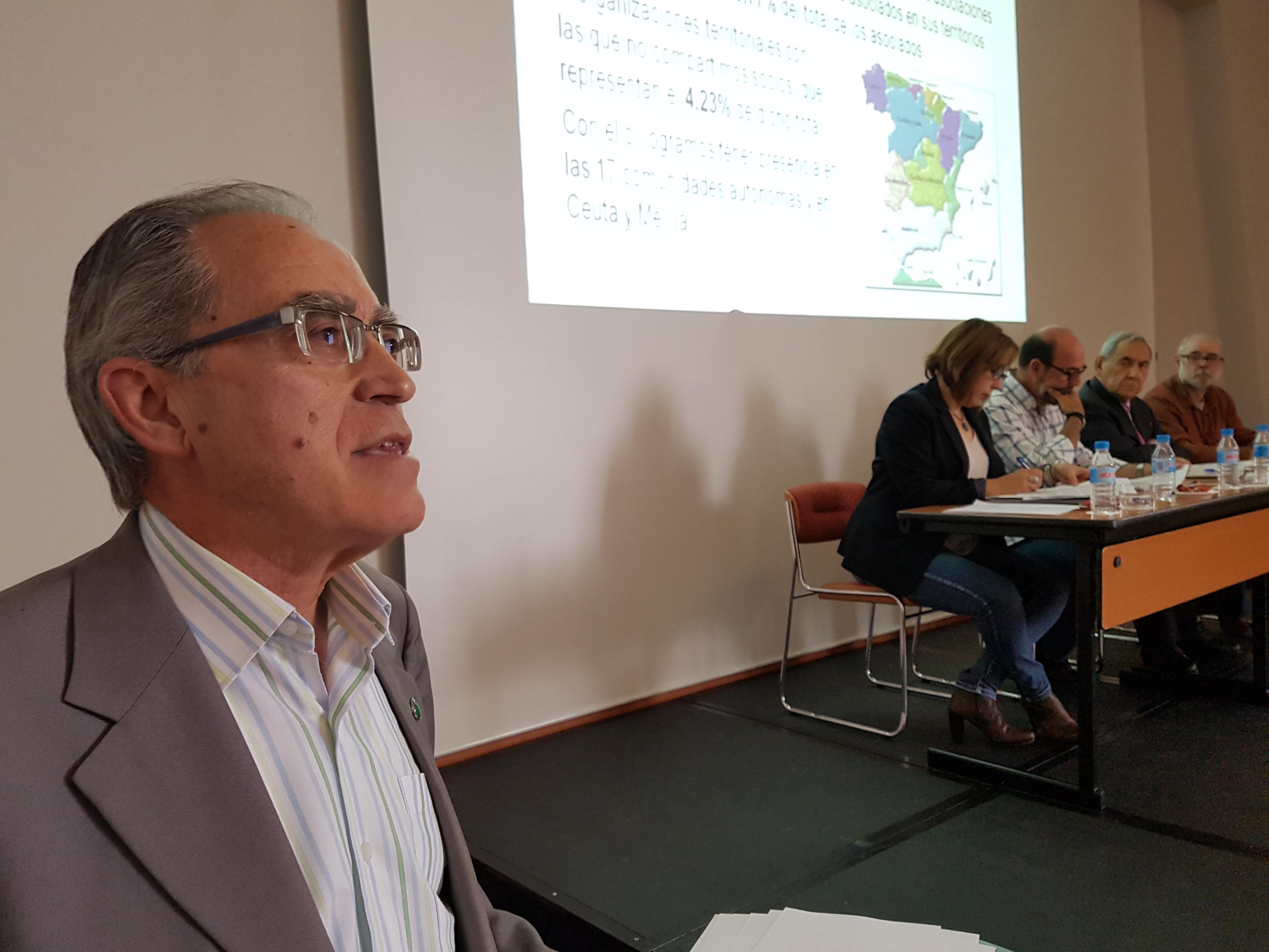 Paco Sánchez Legrán y Olga Ruiz, reelegidos presidente y secretaria general en el 3er Congreso de FACUA