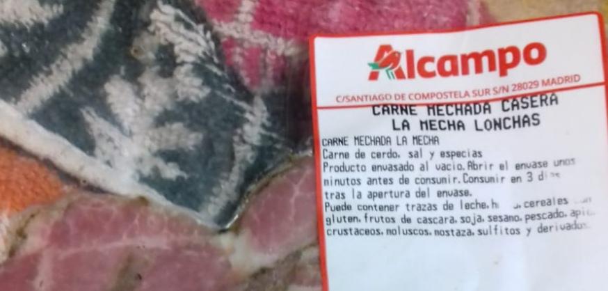 Decenas de casos de listeriosis en Andalucía tras el consumo de carne mechada marca La Mechá
