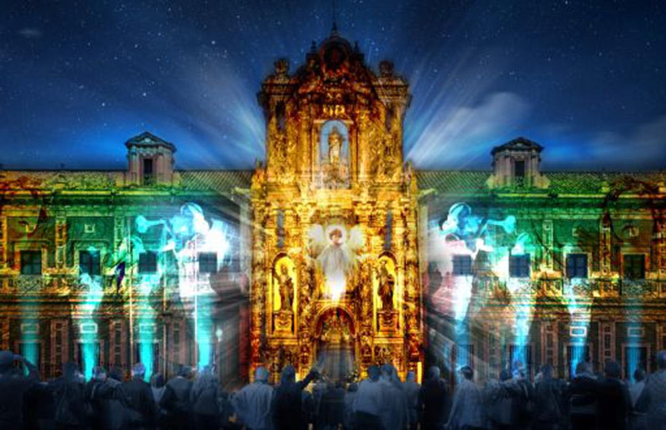 FACUA critica que el Ayuntamiento de Sevilla use fondos de Emasesa para patrocinar el 'mapping'