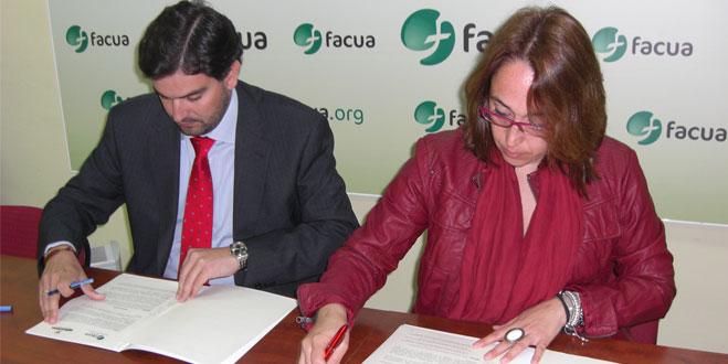 FACUA Andalucía firma un convenio de colaboración con Mercadona