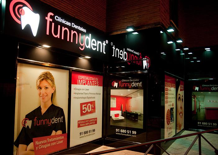 FACUA Madrid pide a Sanidad que se persone en el caso Funnydent y aclare si las clínicas tenían licencia