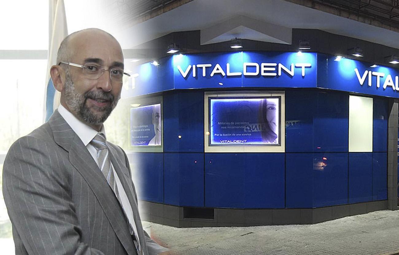 La Polic�a detiene al due�o de Vitaldent por delitos contra Hacienda, blanqueo, falsedad y estafa