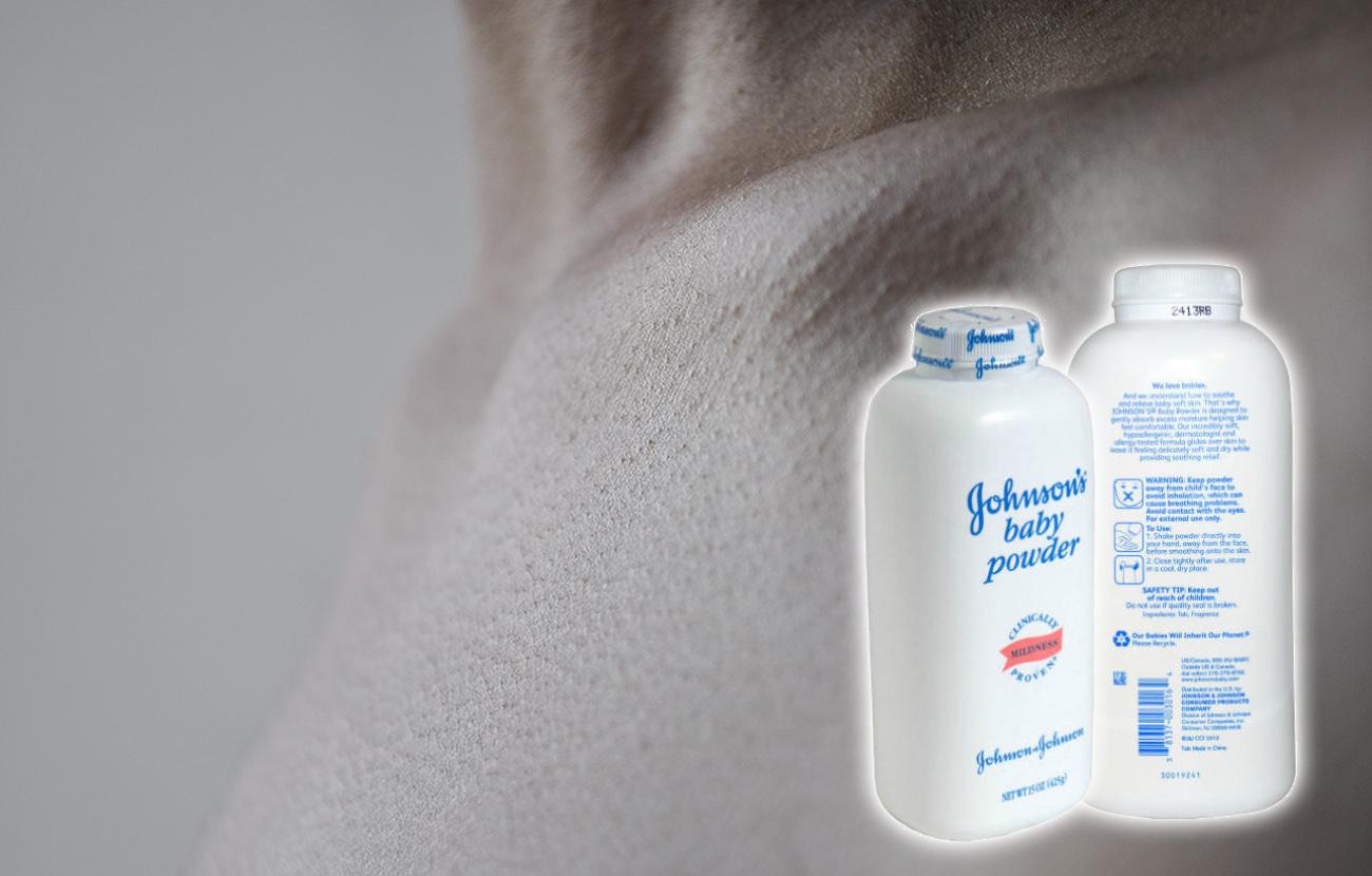 Johnson & Johnson deberá pagar 65 millones por una muerte por cáncer relacionada con el uso de talco
