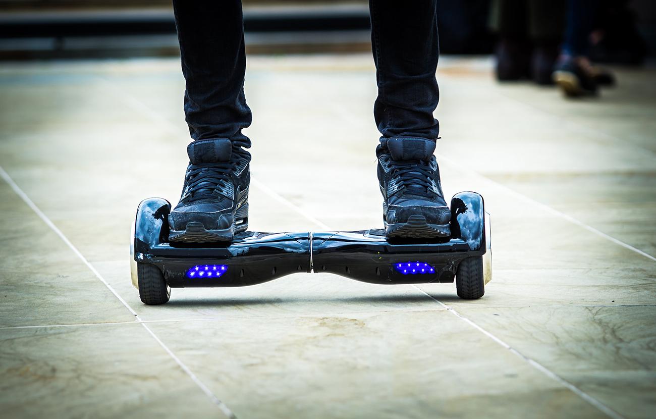 Estados Unidos declara inseguros los 'hoverboards' y pide su retirada de las tiendas