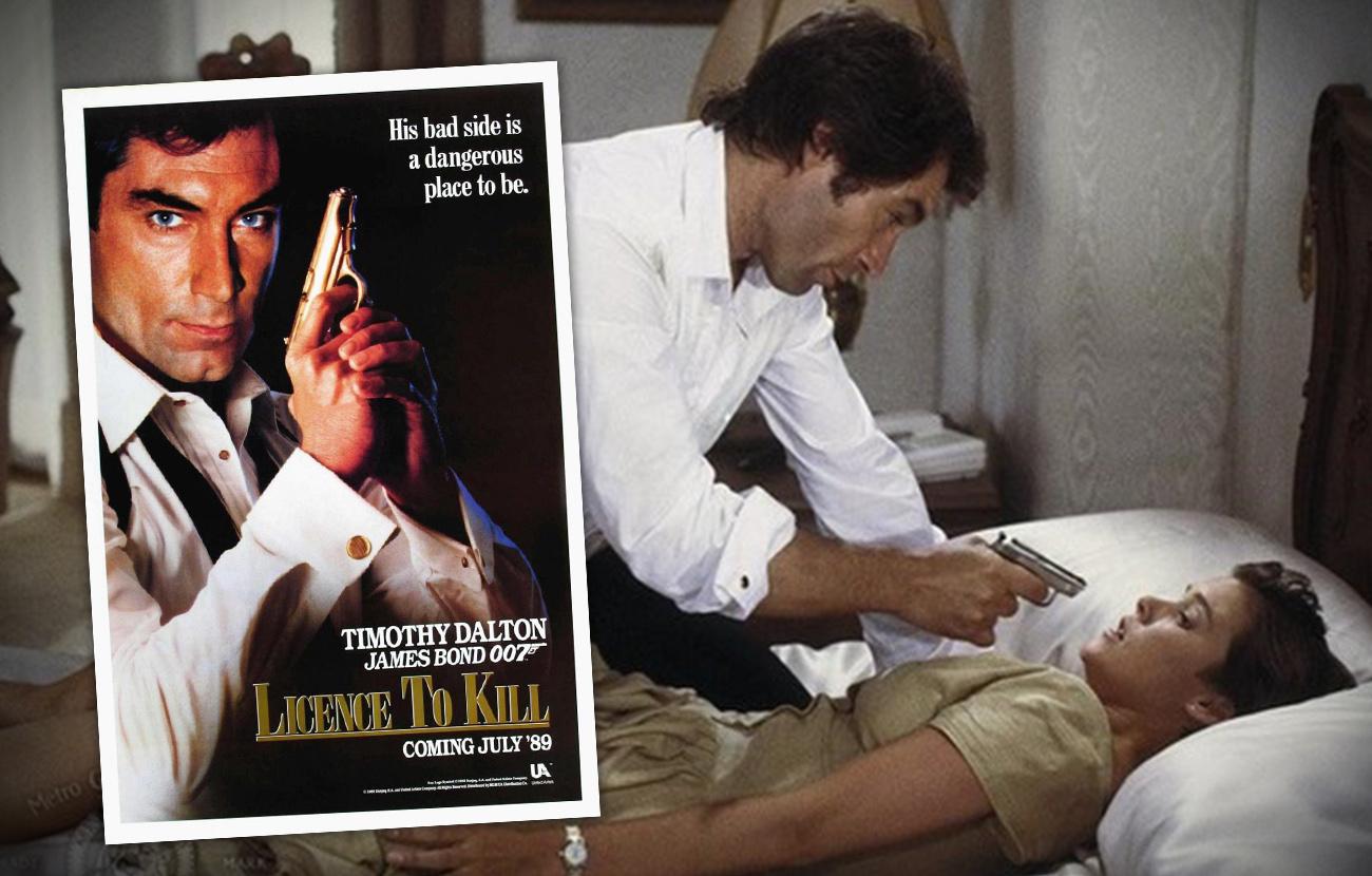 Expediente sancionador a Atresmedia por emitir la película 'Licencia para matar' en horario protegido