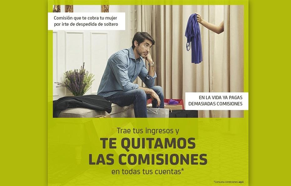 """La Fiscalía abre diligencias por """"publicidad sexista"""" en una campaña de Bankia"""