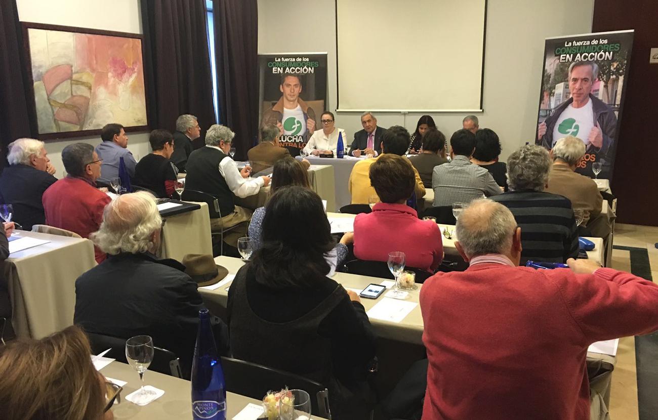 FACUA Madrid celebra su 9ª Asamblea General de socios