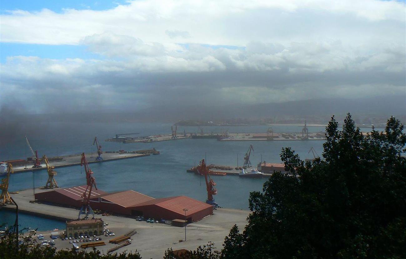 FACUA pide información a la Consejería de Medio Ambiente de Asturias sobre la contaminación en Gijón