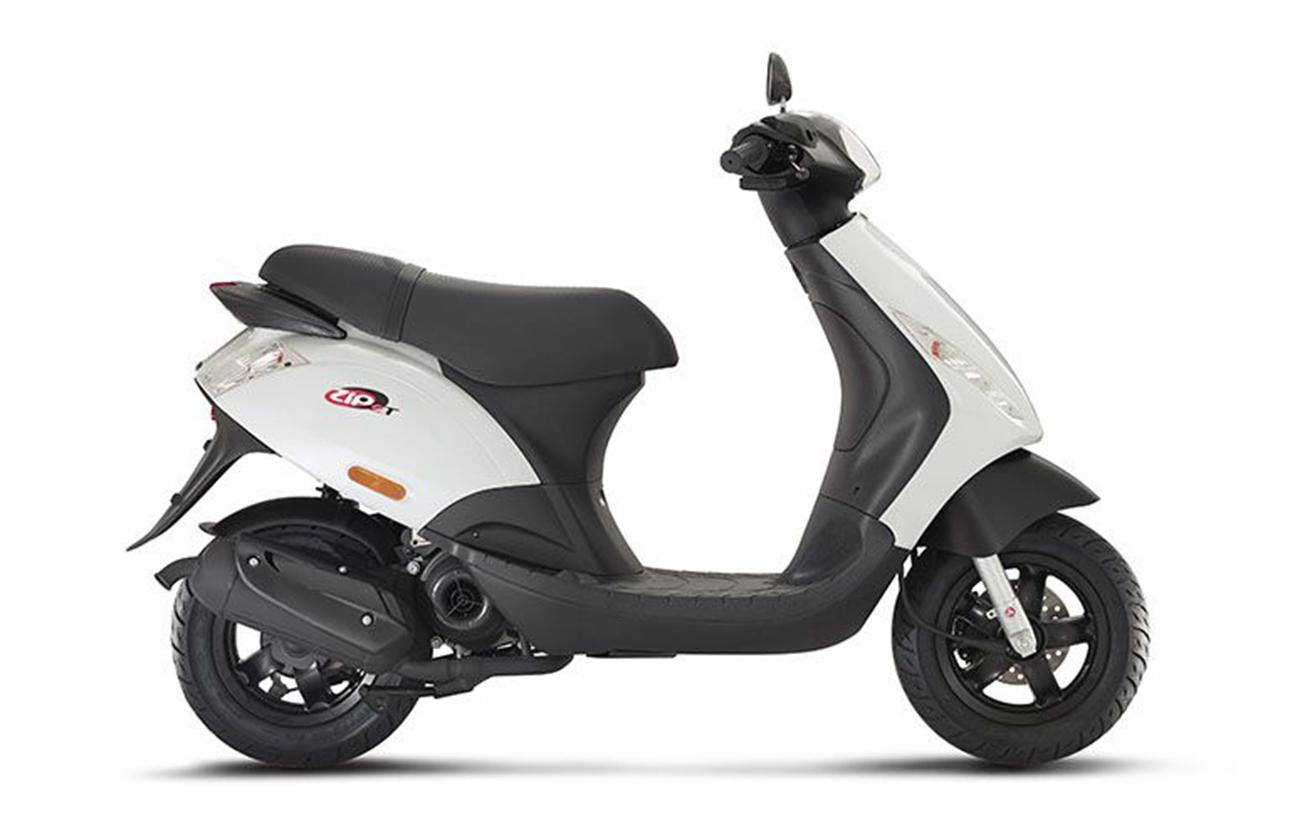 FACUA alerta de la llamada a revisión de las motocicletas Piaggio modelos Zip 50 2T y 4T
