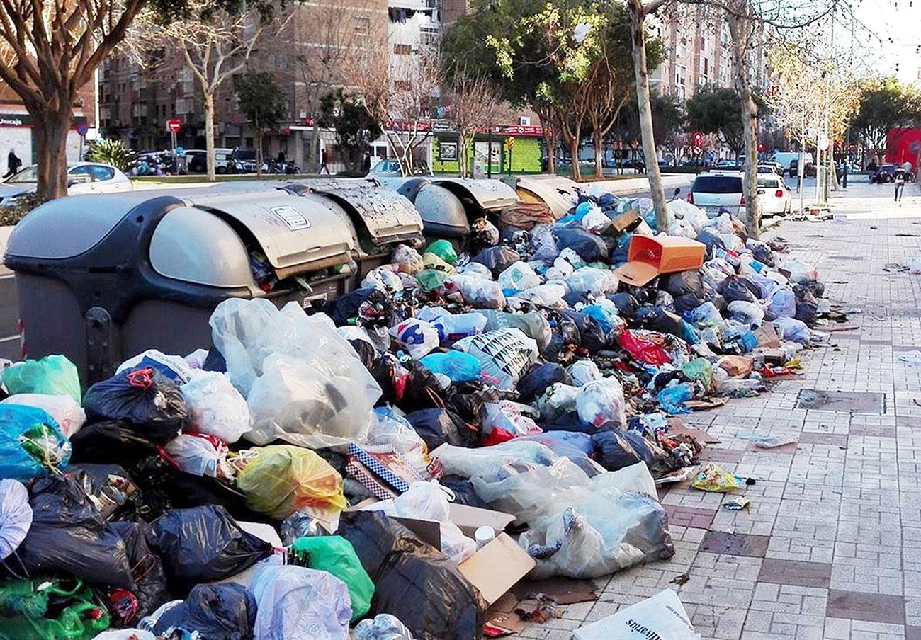 FACUA Málaga exige una solución inmediata para la huelga de Limasa sin recurrir al enfrentamiento social