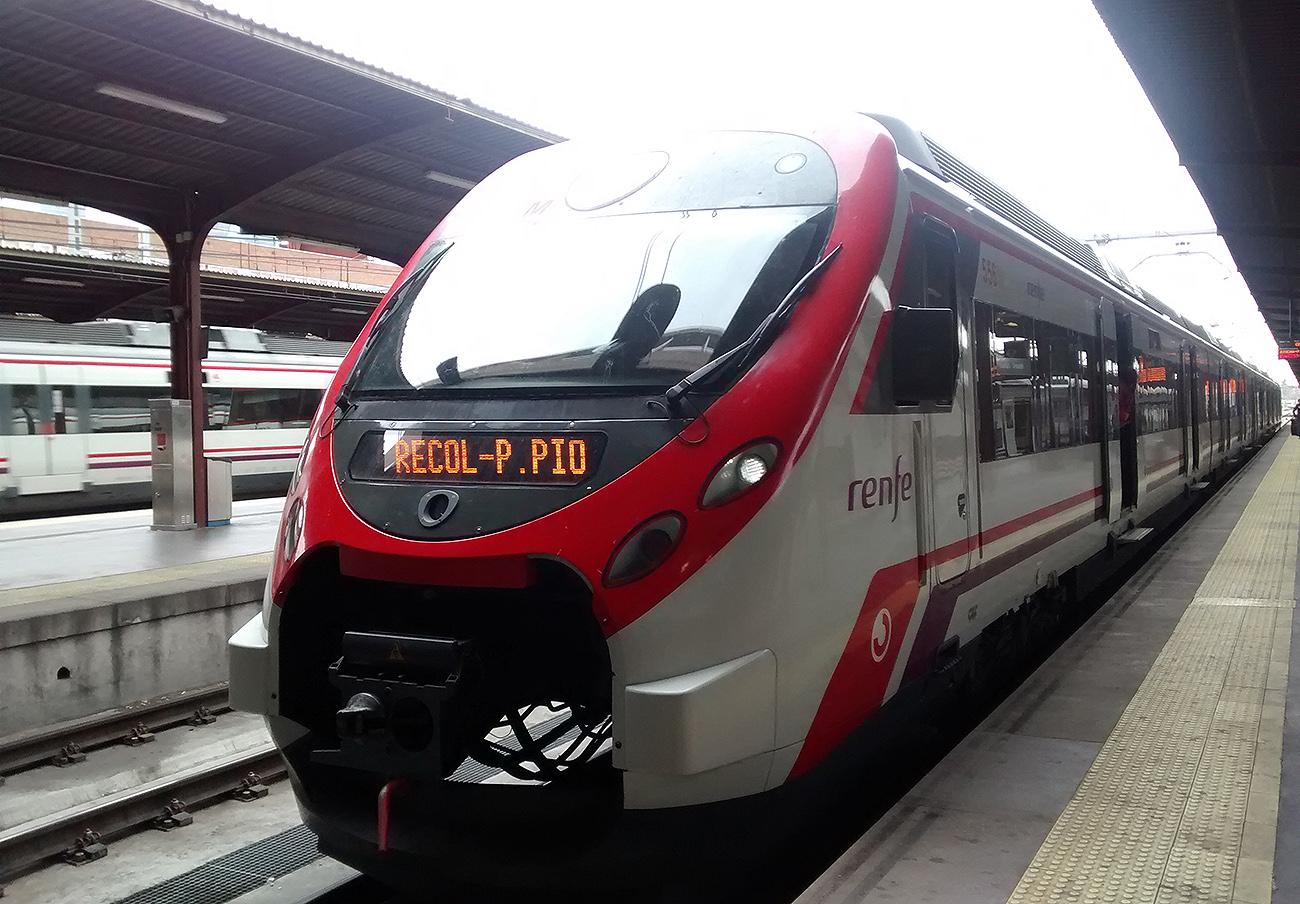 FACUA Madrid solicita a Renfe una mejora en la red de Cercanías