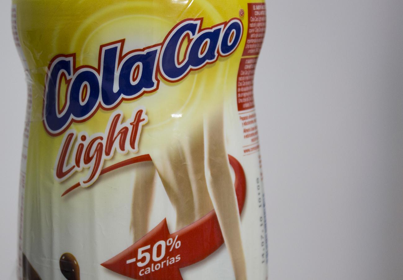 Nutrexpa retiró del mercado el Cola Cao Light tras las denuncias de FACUA.