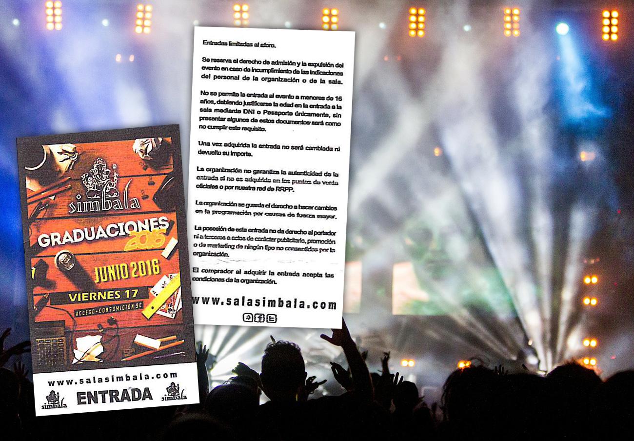 FACUA Córdoba denuncia una fiesta por carecer de garantías de seguridad en el aforo