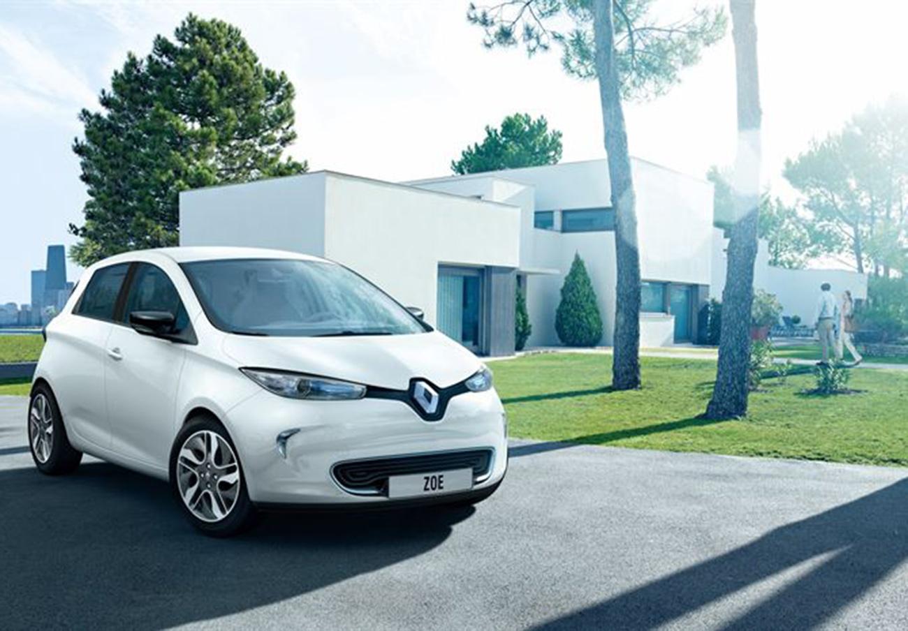Renault revisar� m�s de 10.000 coches el�ctricos modelo Zoe por un problema en el freno