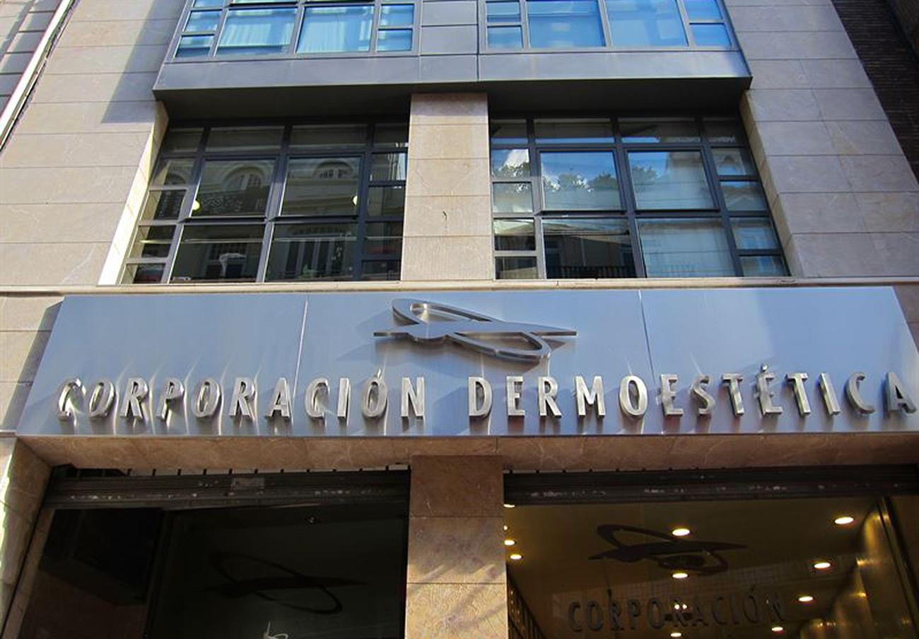 Un juez acuerda la liquidación de Corporación Dermoestética tras más de un año en concurso de acreedores
