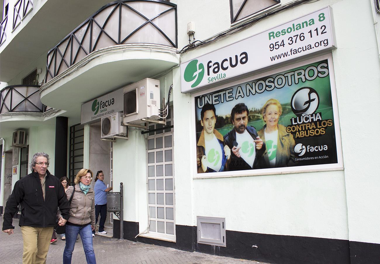 FACUA Sevilla celebra su 36ª Asamblea General de Socios