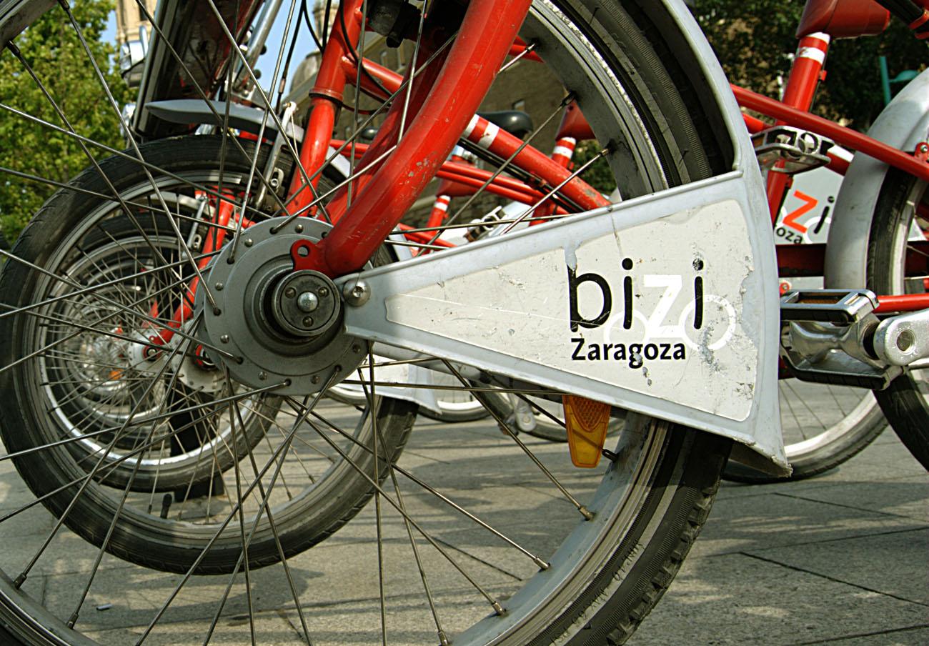 FACUA pide al Ayuntamiento de Zaragoza que corrija las deficiencias del servicio público de bicicletas