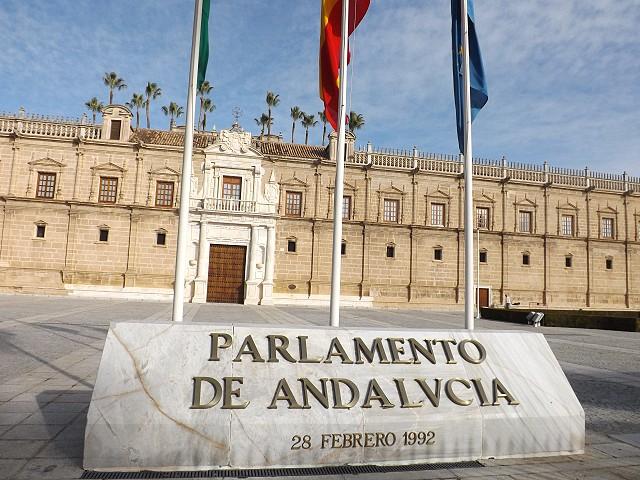 El portavoz de FACUA se reúne con el presidente de Ciudadanos Andalucía