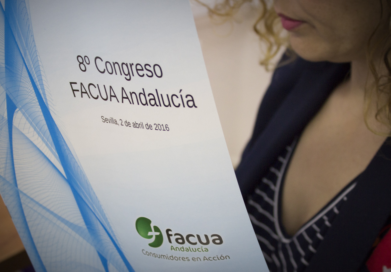 FACUA Andalucía celebra este sábado en Sevilla su 8º Congreso