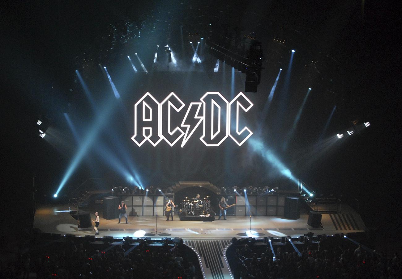 La promotora de AC/DC devuelve el dinero de las entradas, tras la reclamación de FACUA