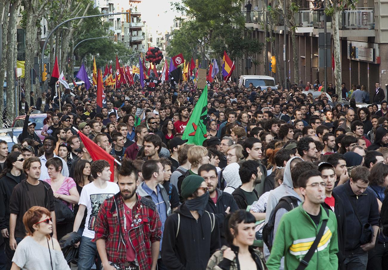 FACUA invita a participar en las movilizaciones del 1 de mayo en toda España