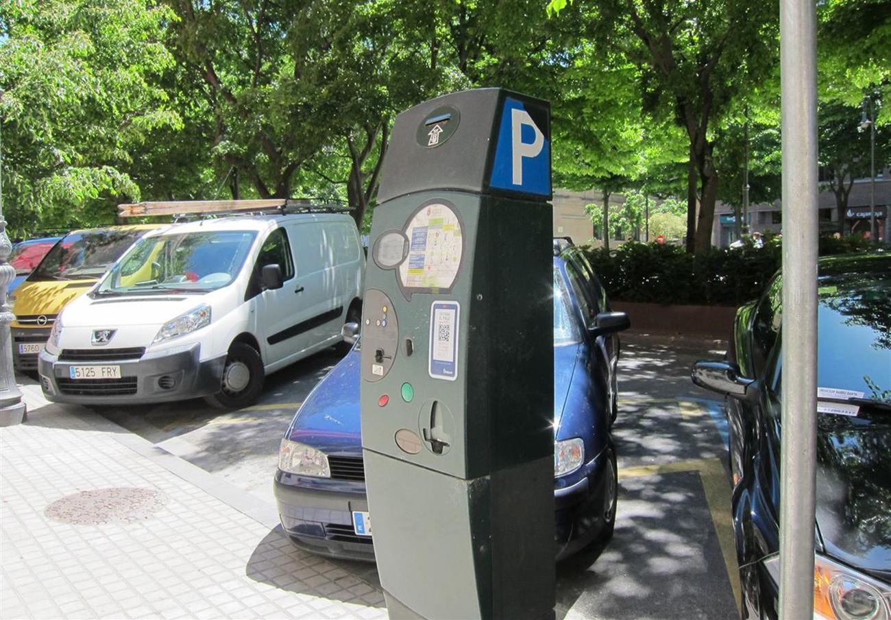FACUA pide al Ayuntamiento de Pamplona que cambie el sistema de denuncias por infracción en la zona azul