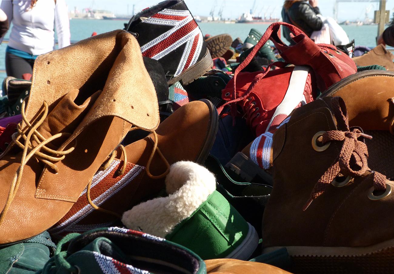 FACUA Cádiz critica que el Ayuntamiento no le dé participación en las políticas sobre comercio ambulante