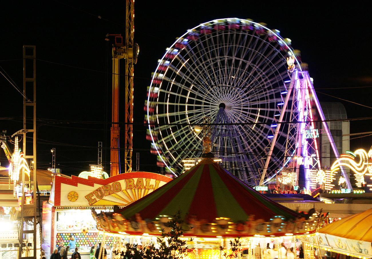 FACUA Granada solicita incrementar los controles e inspecciones durante la Feria del Corpus