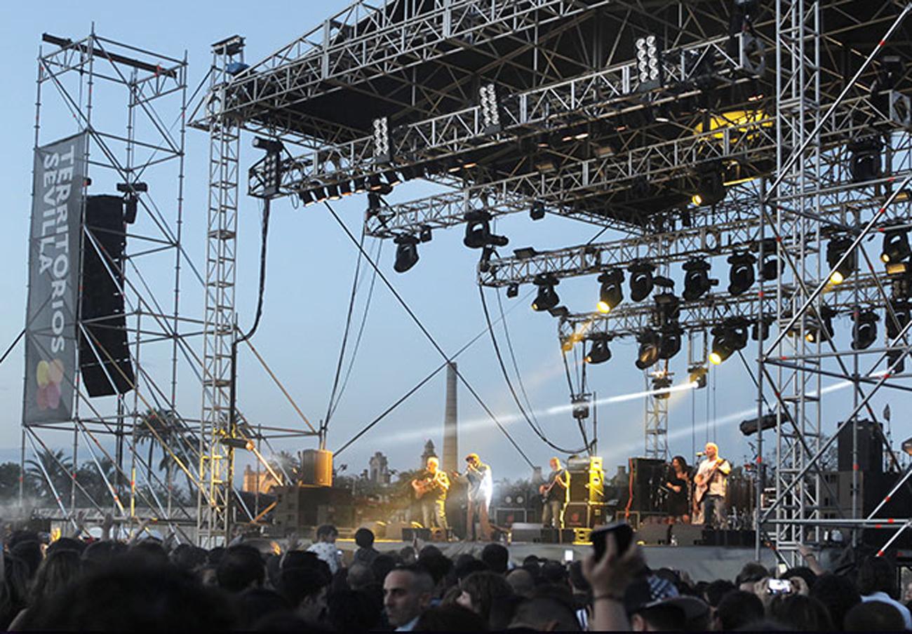 Cancelado el festival Territorios Sevilla: pueden reclamarse todos los gastos, incluido el transporte