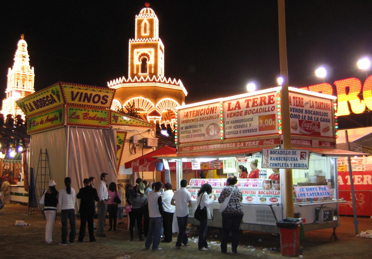 FACUA Córdoba pide al Ayuntamiento que aumente los controles en hostelería y atracciones durante la Feria