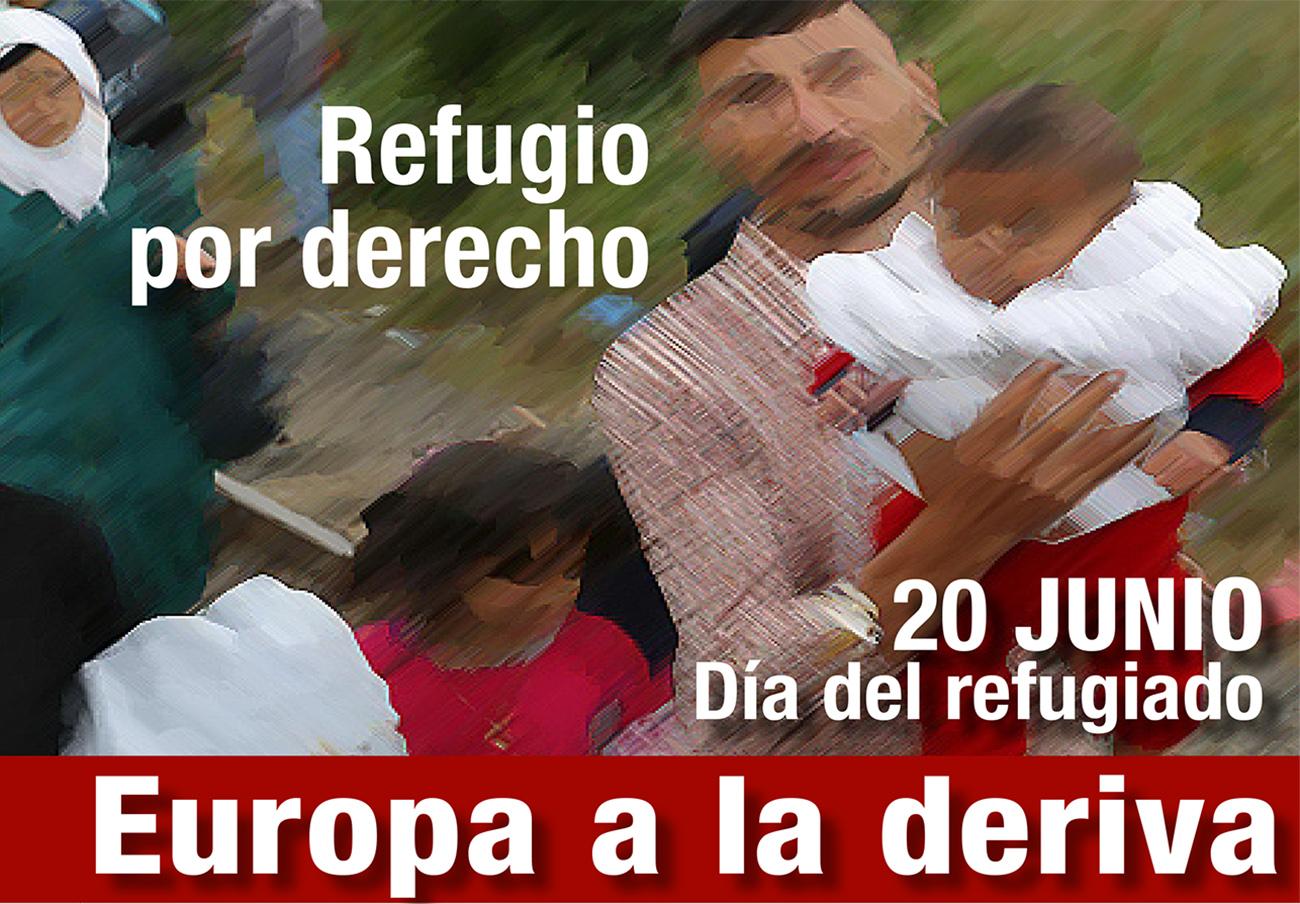 FACUA se une a la campaña de apoyo a los refugiados y llama a la movilización en todo el país