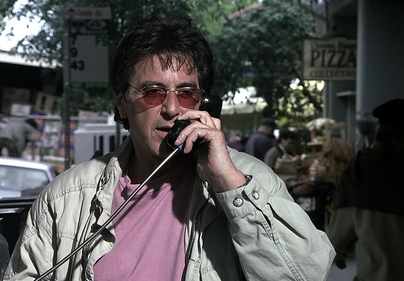 Pacino, en una escena de El dilema (1999).
