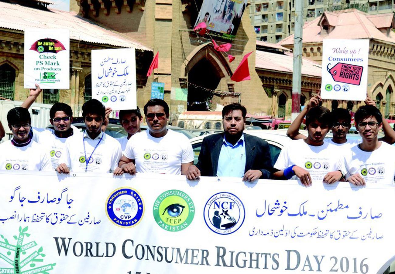 Las campañas deben responder a los intereses de los consumidores de todo el mundo, no sólo de los países desarrollados.