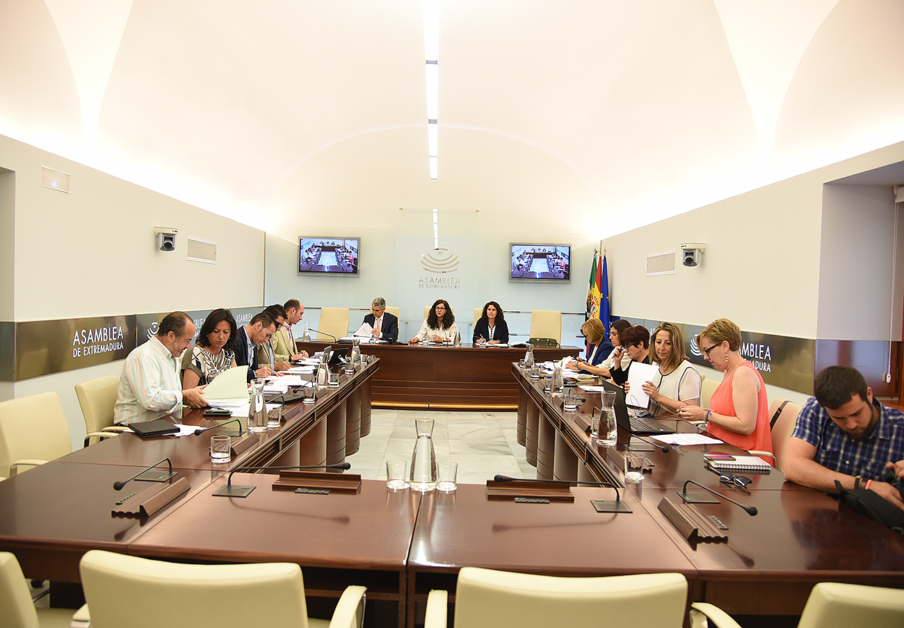 FACUA valora en la Asamblea de Extremadura el Proyecto de Ley de medidas contra la exclusi�n social