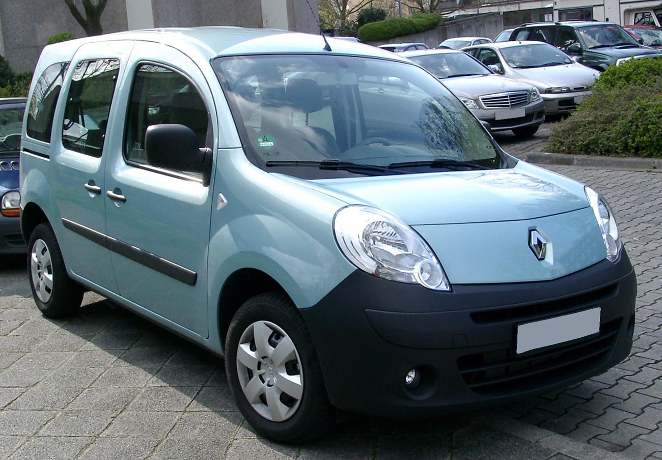 FACUA alerta de la llamada a revisión de algunos Renault Kangoo por problemas en la dirección