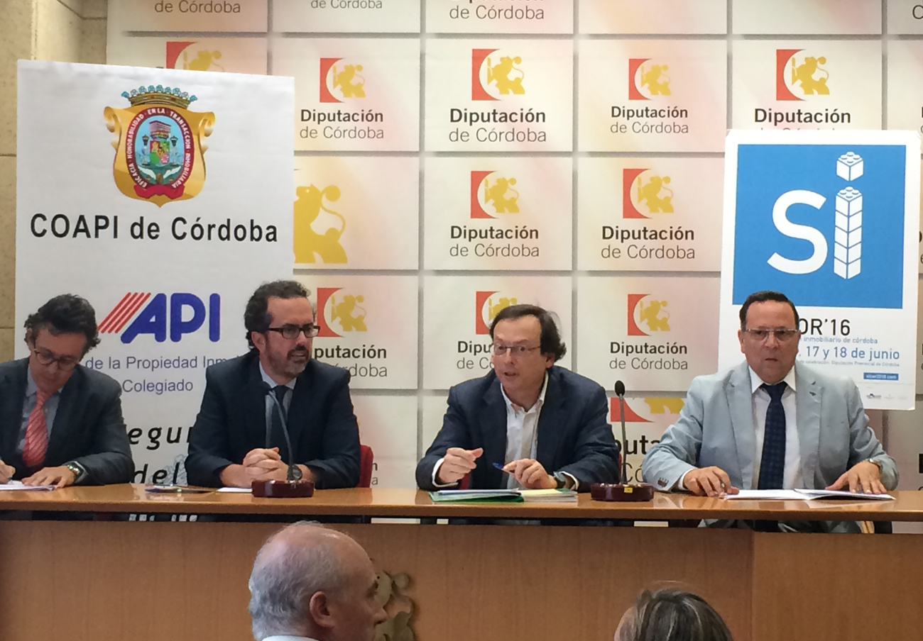 FACUA Córdoba participa en unas jornadas sobre seguridad jurídica en la intermediación inmobiliaria
