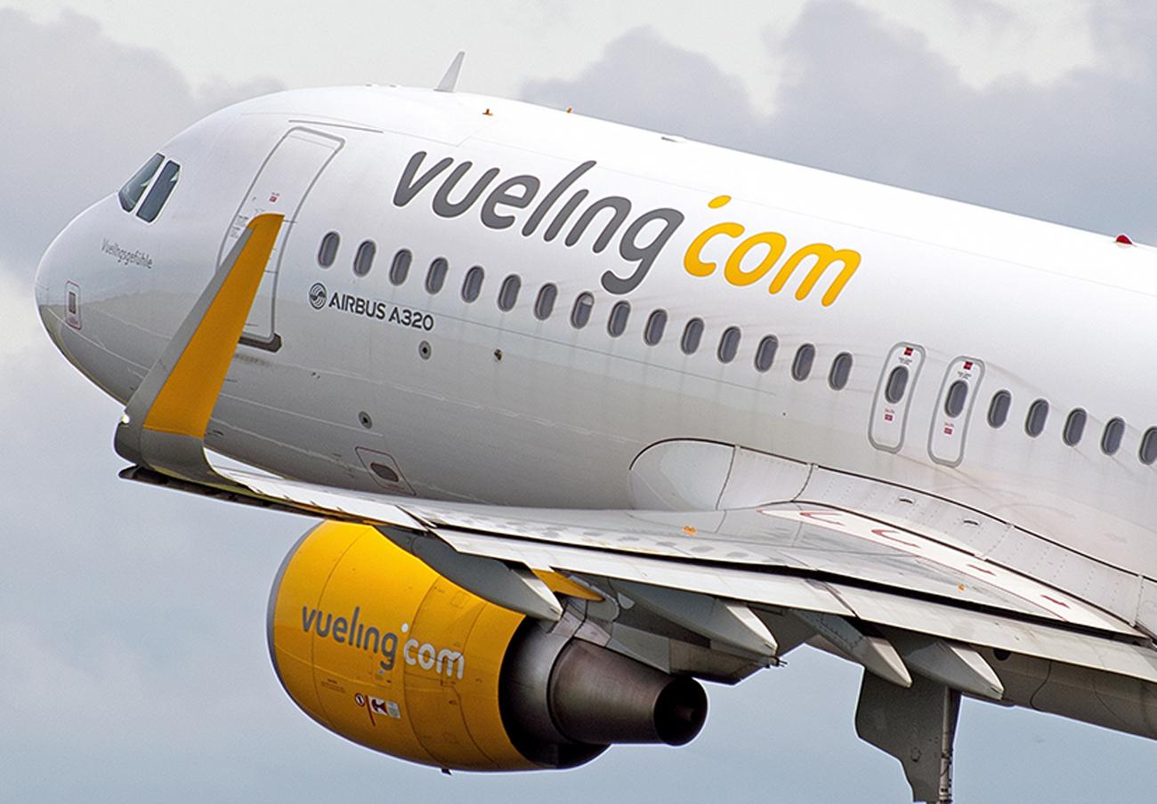 FACUA ve insuficiente que Baleares multe con 340.000 euros a Vueling por retrasos y cancelaciones de 2016
