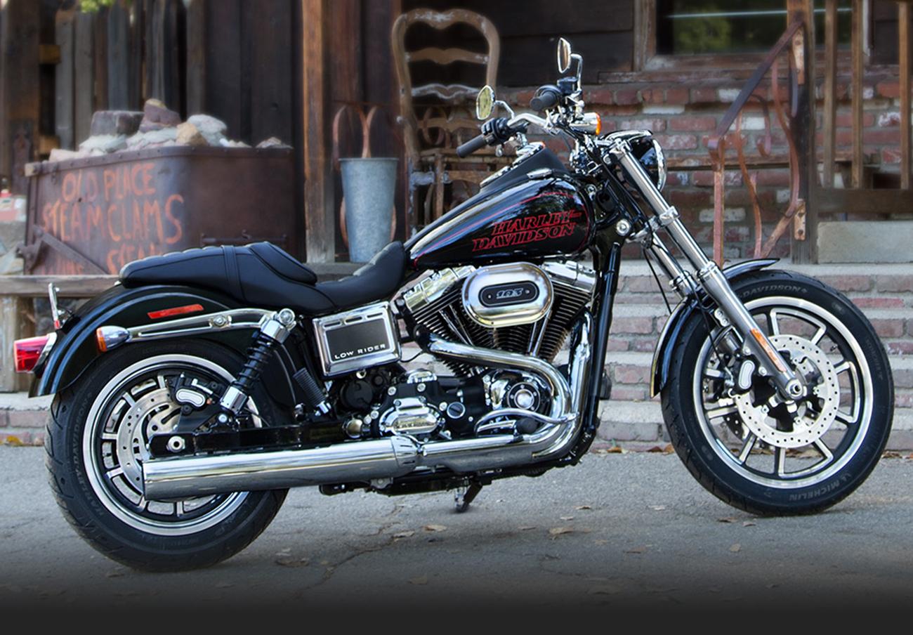 FACUA alerta de la llamada a revisión de las Harley Davidson Dyna Low Ryder por fallos en el interruptor