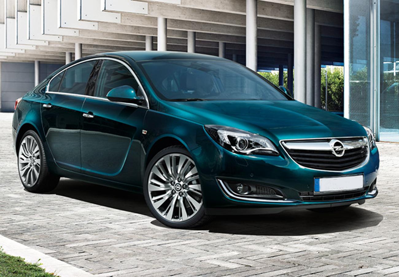 FACUA alerta de la llamada a revisión de los Opel Insignia y Zafira por un defecto en la mangueta