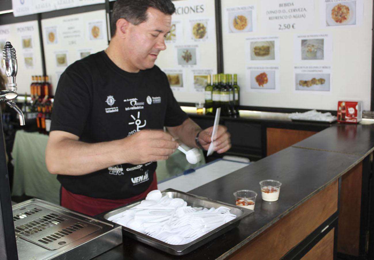 Multa de 20.000 euros a la asociación de hosteleros de Valladolid por pactar e imponer precios