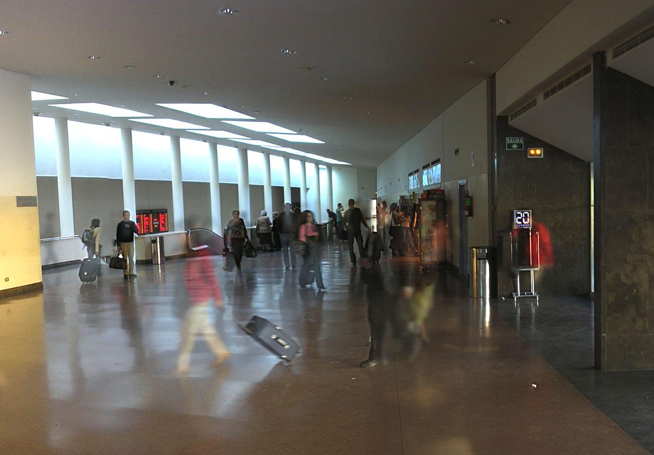 FACUA Granada denuncia la pésima atención al cliente de Alsa en la estación de autobuses de la capital