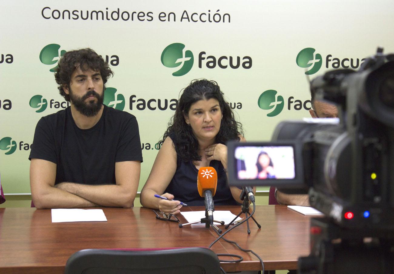 FACUA Sevilla y otras cinco organizaciones sociales rechazan la privatización de Aussa