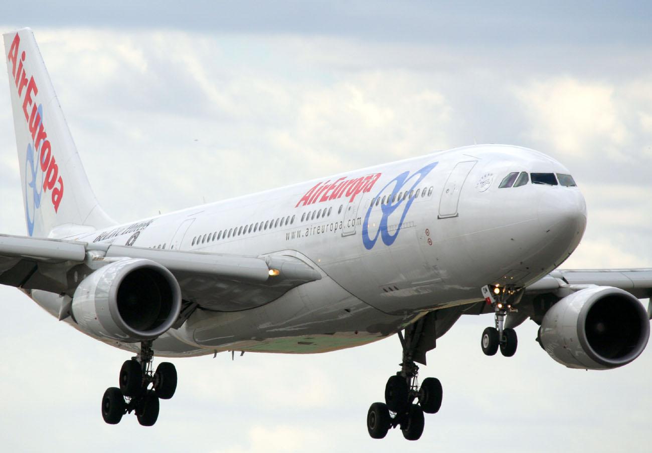 Huelga de pilotos en Air Europa: 114 vuelos en total cancelados del 30 de julio al 2 de agosto