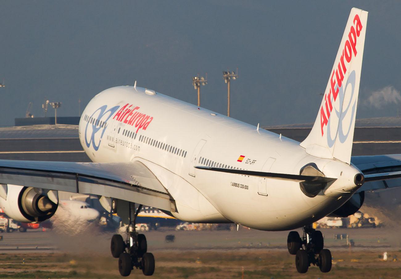 Air Europa anuncia la desconvocatoria de huelga prevista tras llegar a un acuerdo con los pilotos