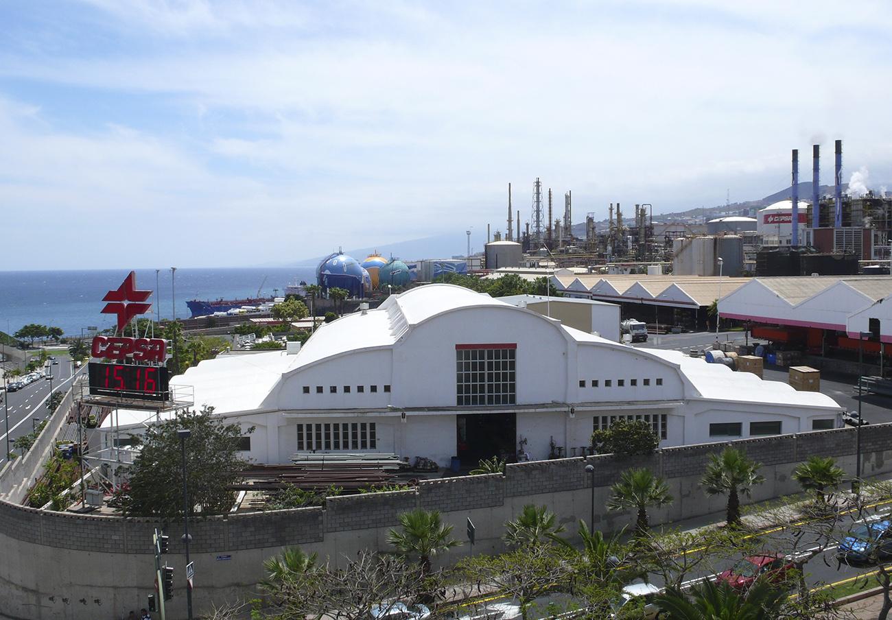 Se reabre la causa penal contra Cepsa por la contaminación de la refinería de Santa Cruz