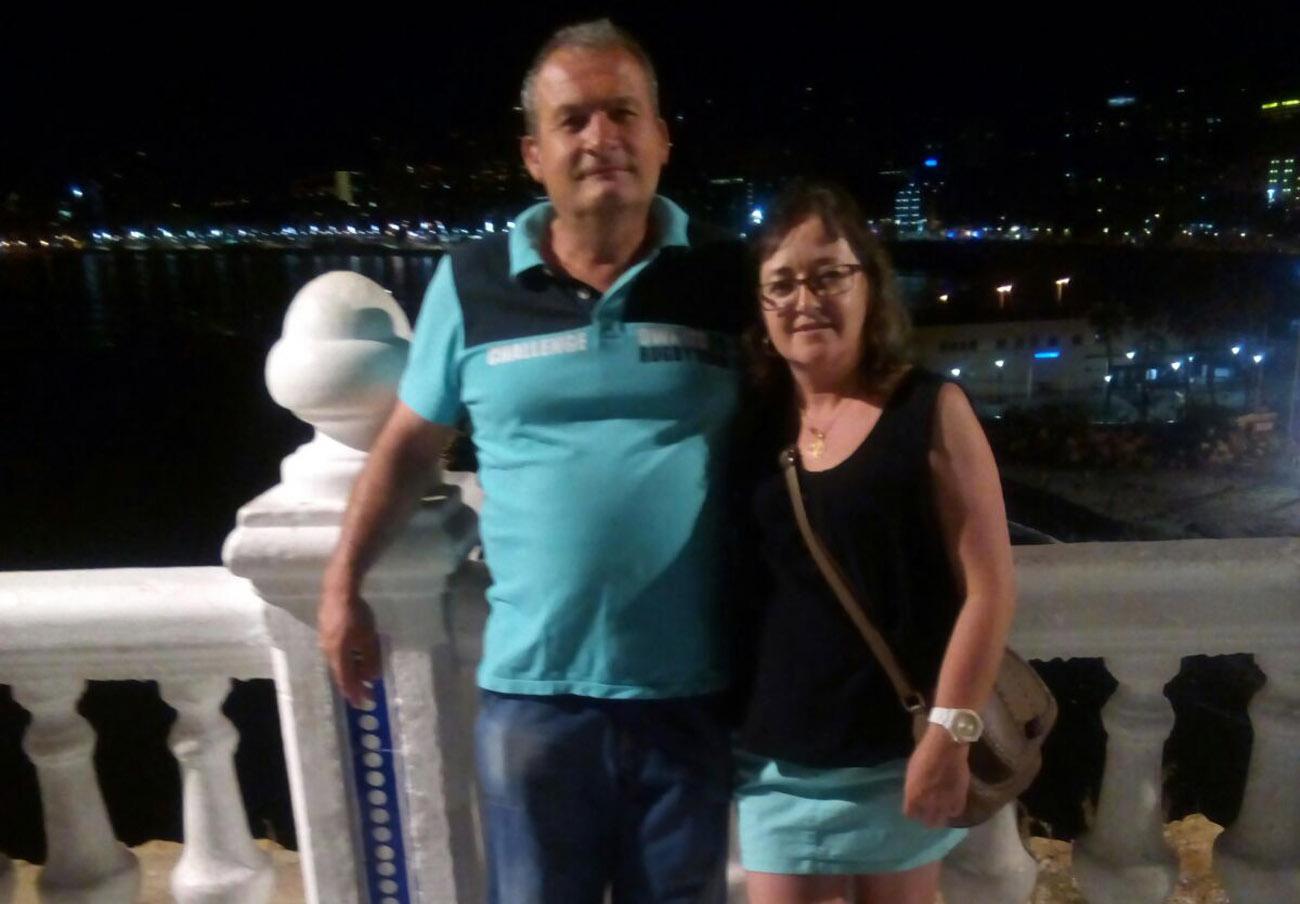 Leandro y su familia pudieron disfrutar de sus vacaciones al precio al que inicialmente las contrataron. | Imagen: FACUA.