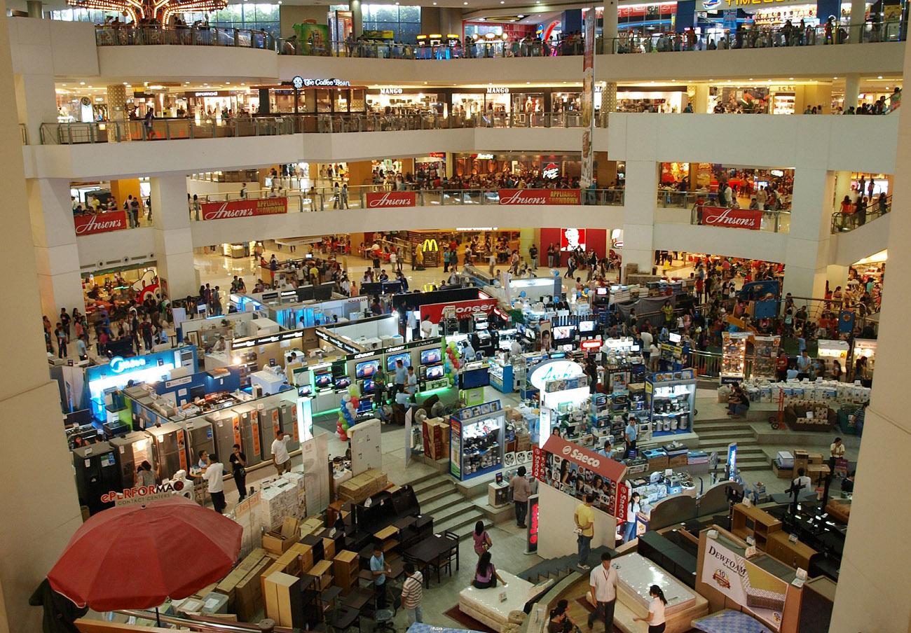 Madrid y Andalucía son, por este orden, las Comunidades donde más se ha notado el 'boom' de los centros comerciales.