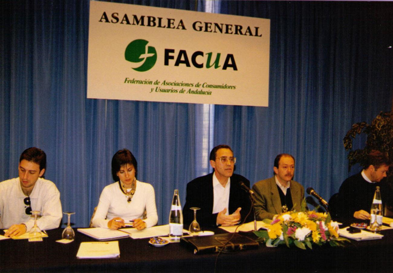 Este proyecto consumerista de ámbito estatal fue impulsado por FACUA Andalucía.