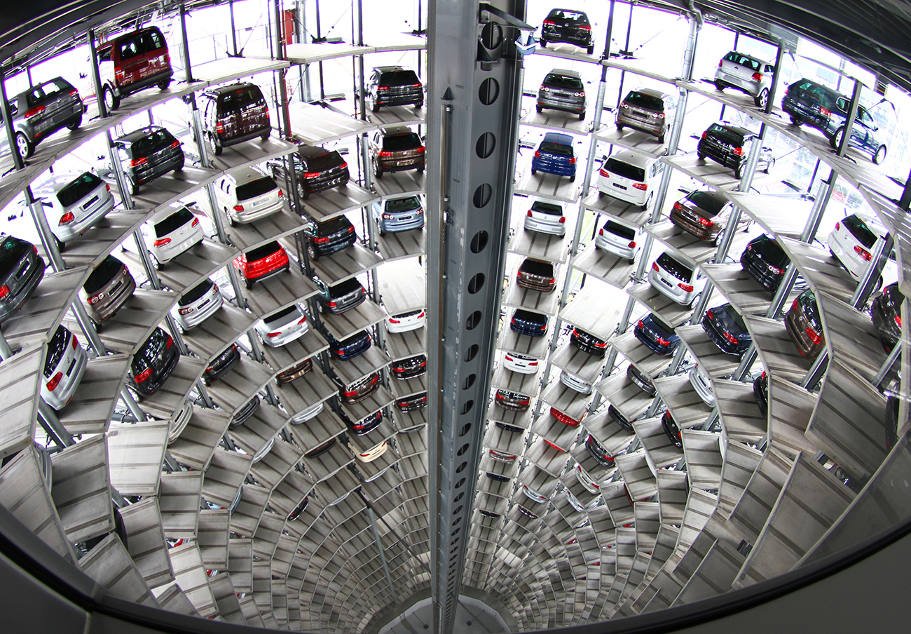 Volkswagen negocia con la Fiscal�a de EEUU para evitar la v�...